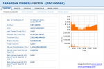 Panasian Power Limited (PAP) first day trading in Colombo Stoke Exchange (CSE)