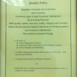 Quality Policy of Nawaloka Hospitals