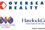 Overseas Reality (Ceylon) PLC announced First & Final Dividend