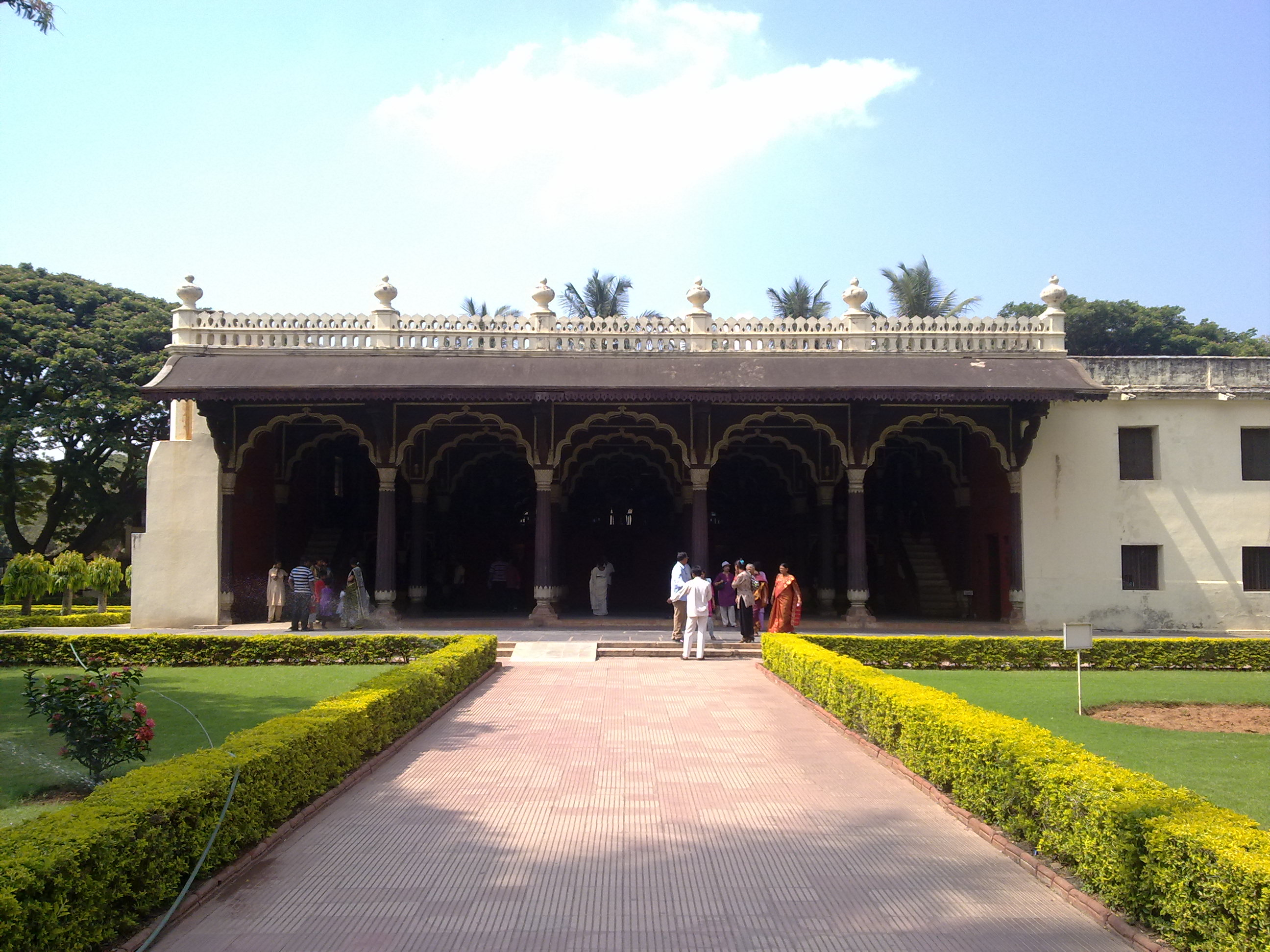 Tipu Sultan S Summer Palace In Bangalore 171 Synergyy