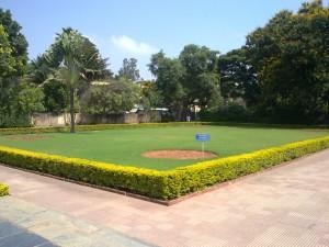 Tipu Sultan's Summer Palace garden