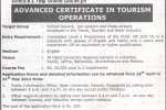 Advance certificate in Tourism Operations by Open University of Srilanka