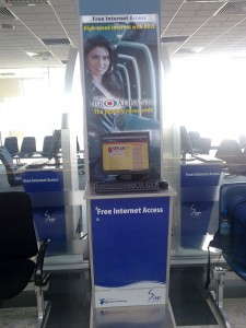 Free internet Access at BIA