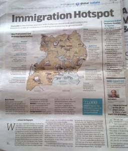 Immigration Hotspot – Uganda