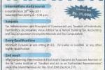 Intermediate Taxation course in Srilanka