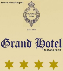 The Nuwara Eliya Hotels Company PLC