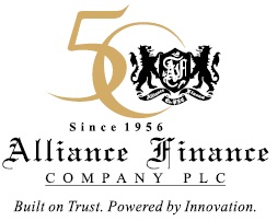 Alliance Finance Company PLC