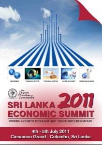 Srilanka Economic Summit 2011