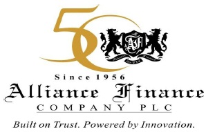Alliance Finance Co. PLC