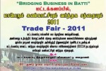 Batticaloa District Chamber of Commerce, Industry & Agriculture (BDCCIA) Trade Fair 2011