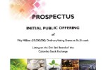 Browns Investments Limited IPO will listing from 26th July 2011