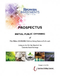 Browns Investment Limited