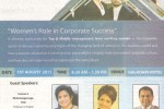 """Women's Role is Corporate Success"" an Exclusive seminar by Scalene Holdings (Pvt) Ltd"
