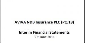 Aviva NDB Insurance PLC