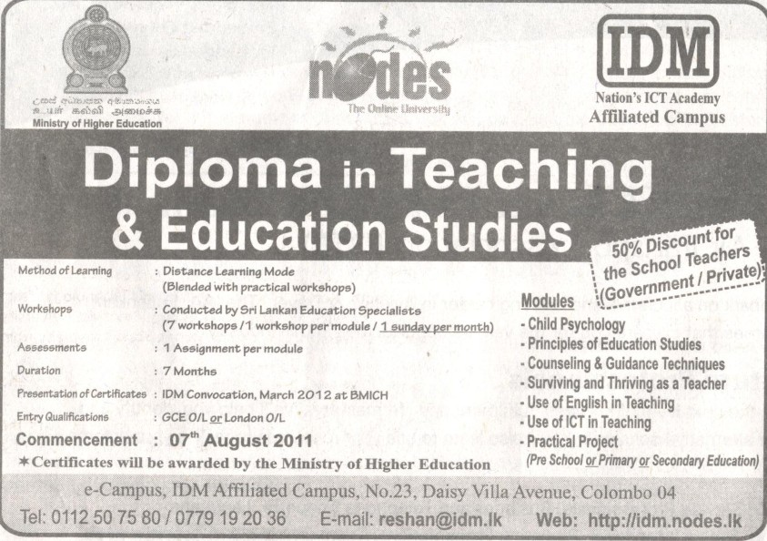 diploma in creative writing in english distance learning