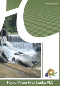 Hydro power Free Lanka Limited annual report
