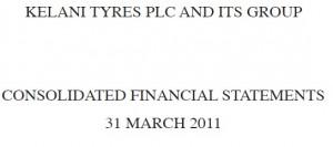 Kelani Tyres PLC