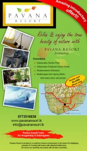 Pavana Resort – Amazing Introductory Offer!!!