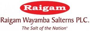 Raigam Wayamba Salterns PLC