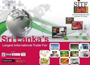 Sri Lanka International Trade Fair 2011