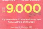 Colombo Kuala Lumpur @ Rs. 9,000.00 – Air Asia