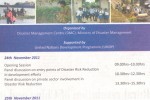 Disaster Risk Reduction & Climate Adaptation – National Symposium in Srilanka