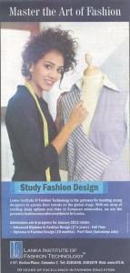 Fashion Designing Studies in Srilanka