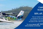 50% Off on Selected Charter Flight of Srilankan Air Taxi