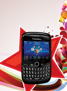Blackberry from Dialog