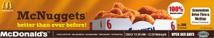 McDonald's McNuggets for Rs. 290.00 onwards in Srilanka