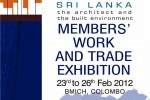 ARCHITECT 2012 Regenerating Sri Lanka Exhibition – Stalls Bookings