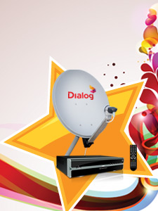Dialog TV - Buy one get one FREE
