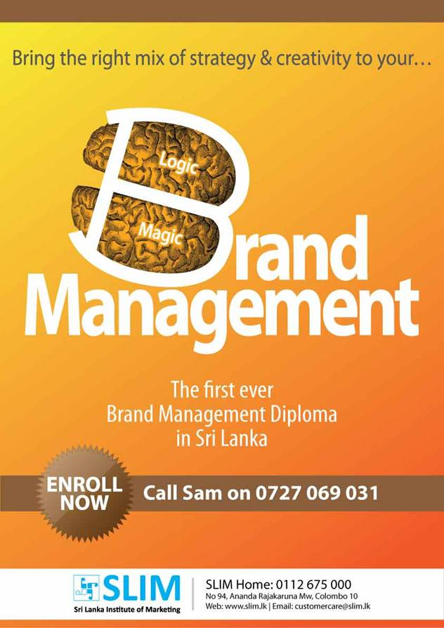 diploma in brand management by slim srilanka synergyy diploma in brand management by slim srilanka