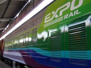 Expo Rail daily Services to Colombo - Vavuniya and Vavuniya – Colombo From 31st January 2012