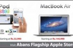 Now Apple Products are at Abans Store Srilanka