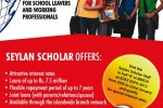 Seylan Scholar Higher Education Loan