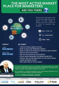 Social Networking & Social Media in Marketing Process in Business world
