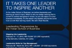 The Leadership Programmes by the Indian School of Business [ISB] in Srilanka