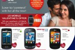 Special Discounts on LG Mobiles and FREE Collector Edition Wristwatch for this Valentine's day – Abans