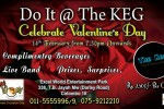 The Valentine's Day celebration @ the Keg – Excel World