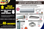 Abans New Year Sale 2012 – Up To 40% Discounts for Air Conditioner