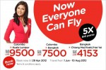 Air Asia April End Offer – Book now till 29th April 2012
