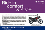 Bajaj Discover DTS-Si 100 cc Rs. 250,900/- upwards – April 2017