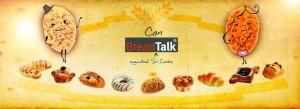 Bread Talk in Srilanka