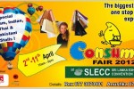 Consumer Fair 2012 at SLECC from 2nd to 11th April 2012