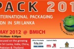 Lankapack 2012 Packing Exhibition in Srilanka – 25th to 27th May 2012