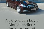 Mercedes Benz E220 CDI Diesel – USD 40,000.00 for Permit Holders