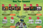 SINGER plus New Year Bonanza – from 10th February to 30th April 2012