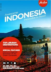 Indonesia FREE E-Guide - Front Page