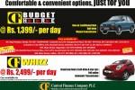 Central Finance Rent a Car service